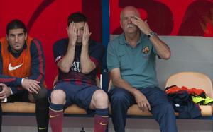 Messi nie pojedzie na zgrupowanie swojej reprezentacji