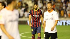 Statystyki i ciekawostki z meczu z Valencią