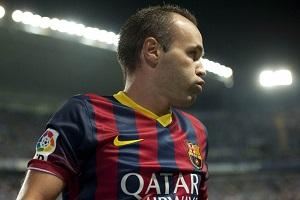 Barça chce zaoferować Inieście lepszy kontrakt