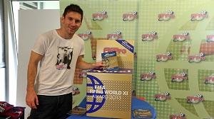 Messi jako pierwszy zagłosował na FIFPro World XI