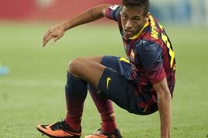 Platini: Neymar zatryumfuje w Europie