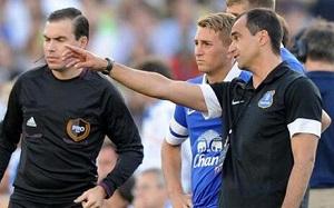 Robert Martínez: Deulofeu będzie bardzo ważnym graczem w Premier League
