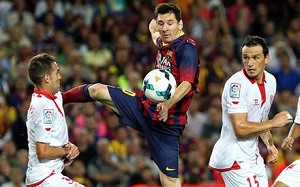 Messi nadal prowadzi w klasyfikacji pichichi