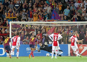 Wypowiedź Víctora Valdésa po meczu