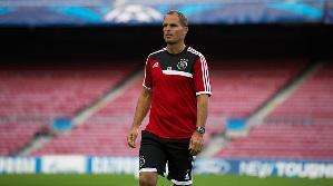 Frank de Boer: Damy z siebie wszystko