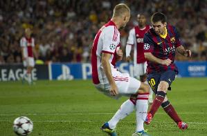 Klucze w grze FC Barcelony w meczu z Ajaxem