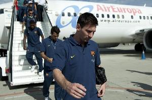 Barça już w Madrycie
