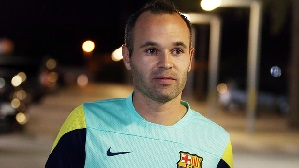 Iniesta: Nigdzie nie będzie mi tak dobrze jak w Barçy