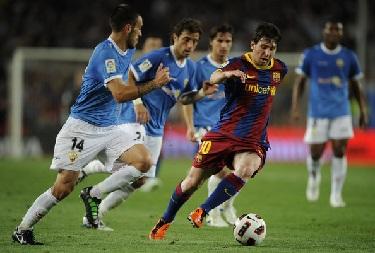 Zapowiedź meczu: UD Almería – FC Barcelona