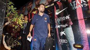 FC Barcelona wylądowała w Almerii