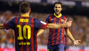 Valencia – FC Barcelona 2:3: Trzecia ligowa wygrana z rzędu