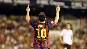 Messi zalicza swój 23. ligowy hat-trick dla Barçy
