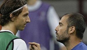 Zlatan atakuje Pepa w swojej biografii