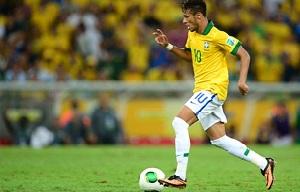 Neymar: Scolari pomógł mi się rozwinąć