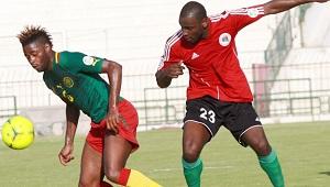 86 minut Songa w meczu z Libią