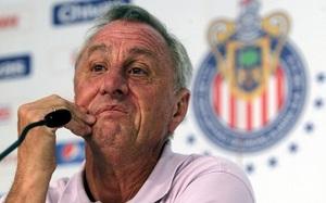Cruyff: Moja noga nie postanie na Camp Nou dopóki on tam jest
