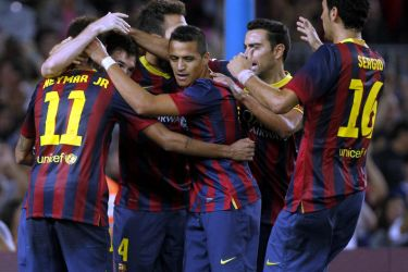 Barça-Sevilla (3:2): Przebłysk geniuszu Messiego