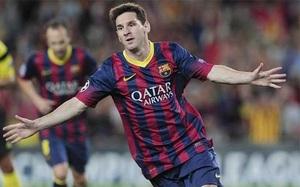 Leo Messi kontynuuje swoją legendę