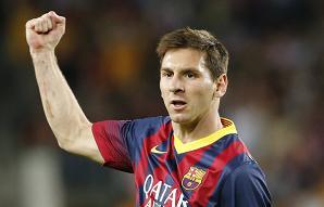Hat-tricki Leo Messiego