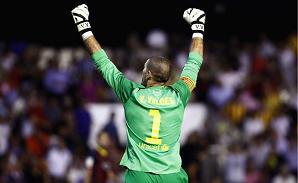 Valdés: Złote rękawice