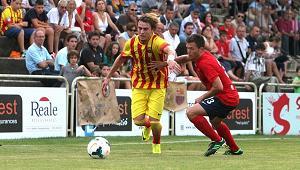 Dotkliwa porażka z Huelvą: Recreativo – Barça B (3-0)