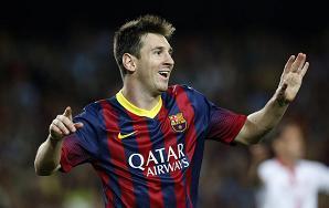 Messi najlepiej opłacanym piłkarzem