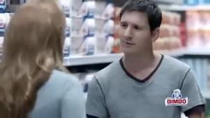 Leo i Cristiano w kampanii reklamowej znanej piekarni