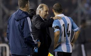 Prawdopodobnie Leo i Masche pojadą z Argentyną