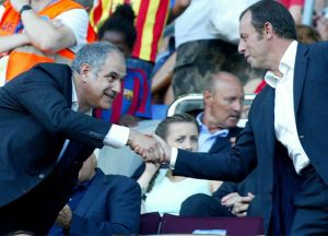 Rosell: Messi jest szczęśliwy w Barcelonie