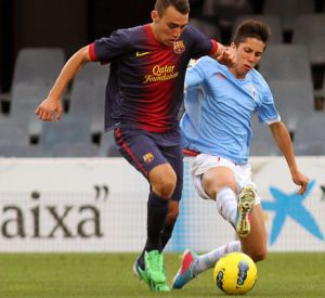 Munir – nowy talent Barçy