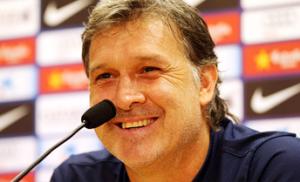 Martino: Wygranie siedmiu meczów nie będzie nic znaczyło, jeśli nie wygramy ligi