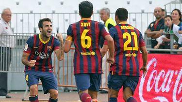 Rekordowe zwycięstwo: Almería – FC Barcelona (0-2)