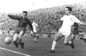 56. rocznica pierwszego ligowego meczu na Camp Nou