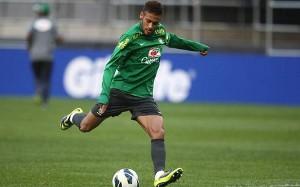 Neymar trenował normalnie z grupą