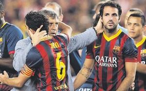 Cesc: Tata powiedział mi, bym grał tak jak w Arsenalu