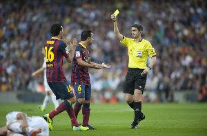 Xavi – zawodnik Barçy z największą liczbą występów w ligowych Klasykach