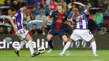 Zapowiedź meczu: FC Barcelona – Real Valladolid