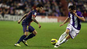 FC Barcelona – Real Valladolid; Składy