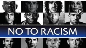 Puyol i Messi w kampanii przeciwko rasizmowi
