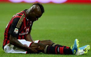 Balotelli może nie zagrać z Barceloną