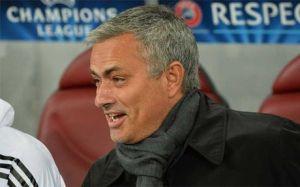 Mourinho: My kontrolujemy Courtoisa, nie Atlético czy Barça