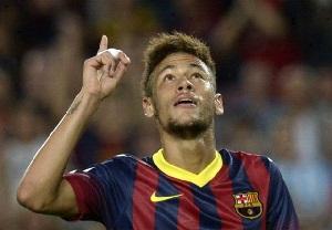 Neymar: Barcelona potrzebuje Messiego