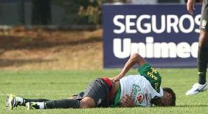 Uraz Neymara