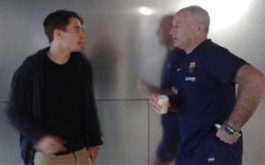 Bojan będzie powracał do zdrowia w Ciutat Esportiva