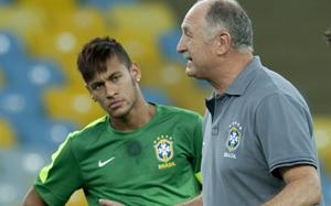 """Scolari odpowiada Mourinho: """"On ma swoje interesy"""""""