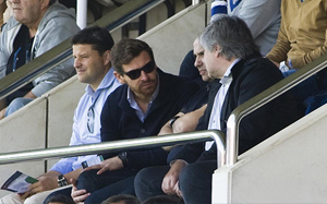 Villas-Boas obserwował trzech graczy Barçy B