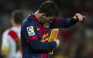 Messi stanie się czwartym kapitanem