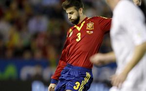 Piqué prawdopodobnie odpocznie w meczu z Osasuną