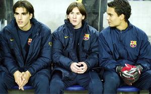 Minęło 9 lat od debiutu Messiego w pierwszej drużynie