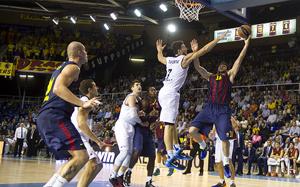 FC Barcelona – Partizan Belgrad: Zwycięski debiut (67:60)